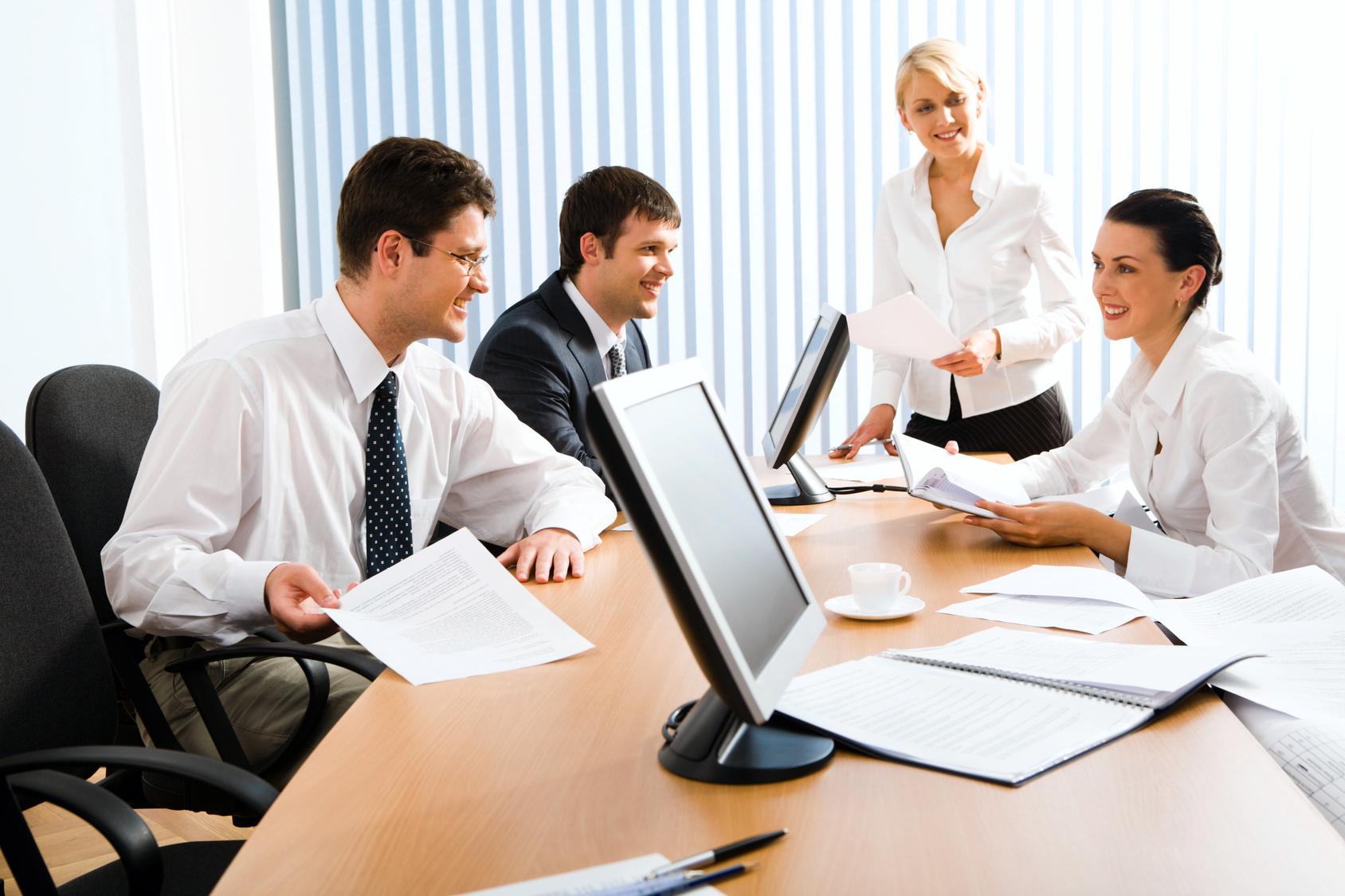 Как сделать эффективной работу всего коллектива