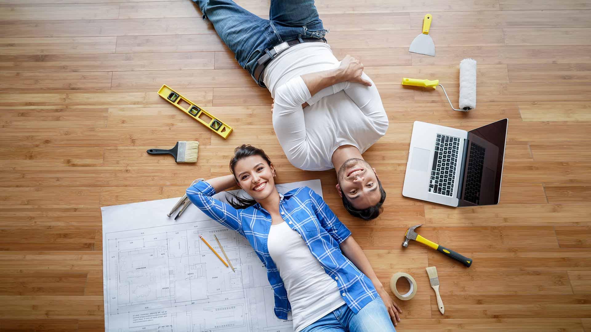 Как и где выгодно взять кредит на ремонт квартиры
