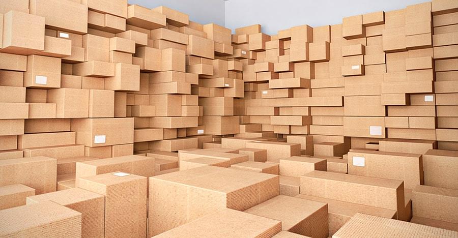 Как выбрать картонные коробки и где их купить